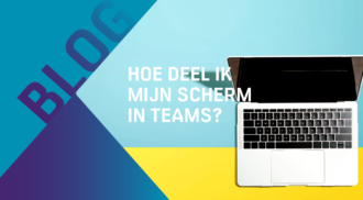 scherm in teams